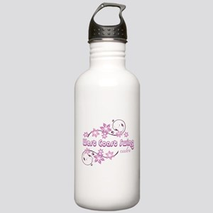 West Coast Swing Rules Stainless Water Bottle 1.0L