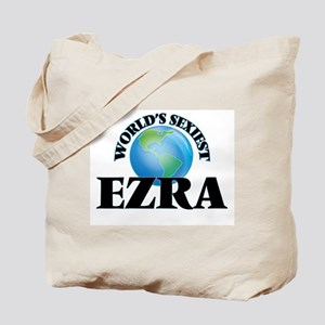 World's Sexiest Ezra Tote Bag