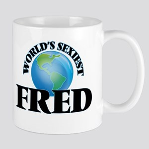 World's Sexiest Fred Mugs
