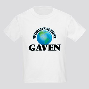 World's Sexiest Gaven T-Shirt