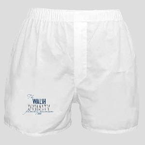 WALSH dynasty Boxer Shorts