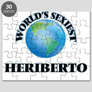 World's Sexiest Heriberto Puzzle