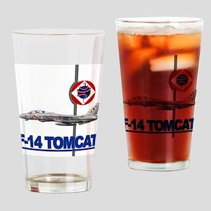 vf102Newlogo copy Drinking Glass