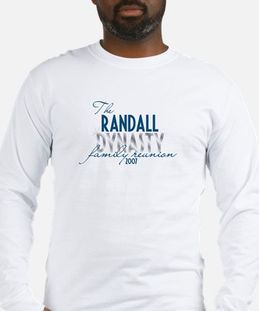 RANDALL dynasty Long Sleeve T-Shirt