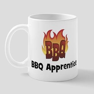 BBQ Fire: BBQ Apprentice Mug