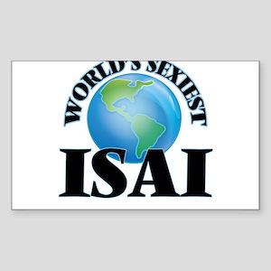 World's Sexiest Isai Sticker