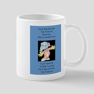 Hip-A-Dee-Doo-Dah Mugs