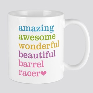 Barrel Racer Mugs