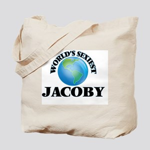 World's Sexiest Jacoby Tote Bag
