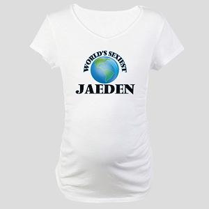World's Sexiest Jaeden Maternity T-Shirt