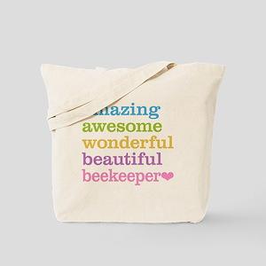 Amazing Beekeeper Tote Bag