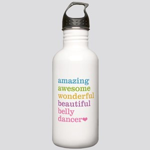 Belly Dancer Stainless Water Bottle 1.0L