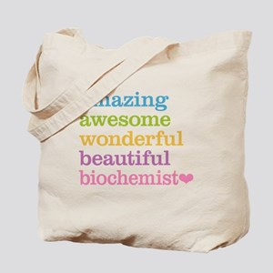 Amazing Biochemist Tote Bag