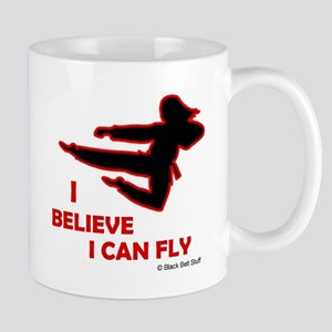 I Believe I Can Fly (Female) Mug
