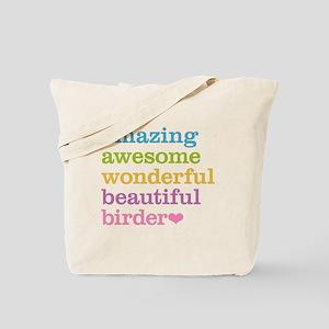 Amazing Birder Tote Bag