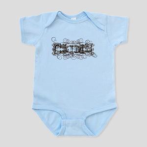 Climb Flourish Infant Bodysuit