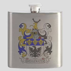 Bridgewater Coat of Arms Flask