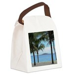Nassau Bahamas Canvas Lunch Bag