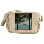 Nassau Bahamas Messenger Bag