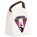 Pretty Princess Canvas Lunch Bag
