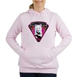 Pretty Princess Women's Hooded Sweatshirt
