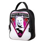 Pretty Princess Neoprene Lunch Bag