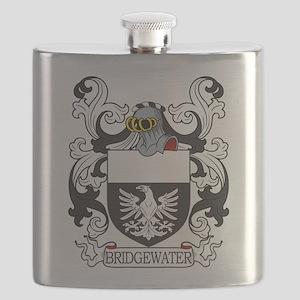 Bridgewater Coat of Arms II Flask
