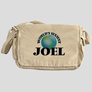 World's Sexiest Joel Messenger Bag