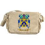 Goldstoff Messenger Bag
