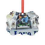 Ride & Love IT Ornament