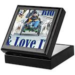 Ride & Love IT Keepsake Box