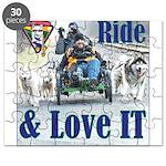 Ride & Love IT Puzzle