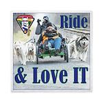 Ride & Love IT Queen Duvet