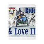 Ride & Love IT Twin Duvet