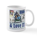 Ride & Love IT Mugs