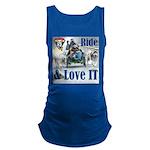 Ride & Love IT Maternity Tank Top