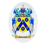 Goldsobel Ornament (Oval)