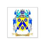 Goldschlaeger Square Sticker 3