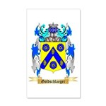 Goldschlaeger 20x12 Wall Decal