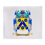 Goldschlaeger Throw Blanket