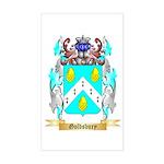 Goldsbury Sticker (Rectangle)