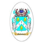 Goldsbury Sticker (Oval 10 pk)