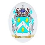 Goldsbury Ornament (Oval)