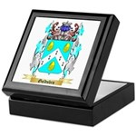 Goldsbro Keepsake Box