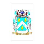 Goldsborough Sticker (Rectangle)