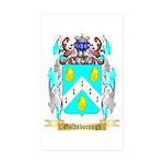 Goldsborough Sticker (Rectangle 50 pk)