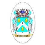 Goldsborough Sticker (Oval 10 pk)