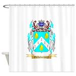 Goldsborough Shower Curtain