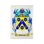 Goldrat Rectangle Magnet (100 pack)