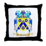 Goldrat Throw Pillow